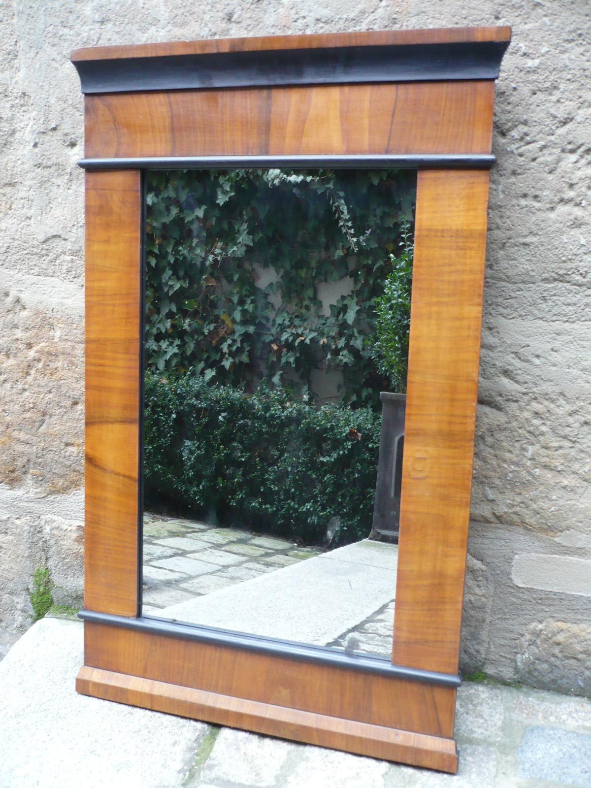 Biedermeier Spiegel biedermeier spiegel - kunsthandel schlötzer